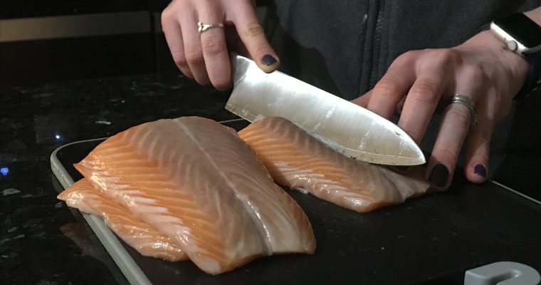 Ingredient of the Week: Salmon