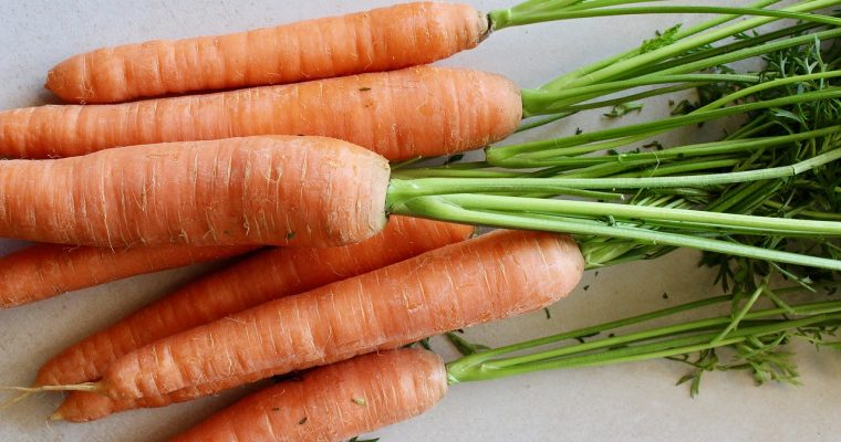 Ingredient of the Week: Carrot