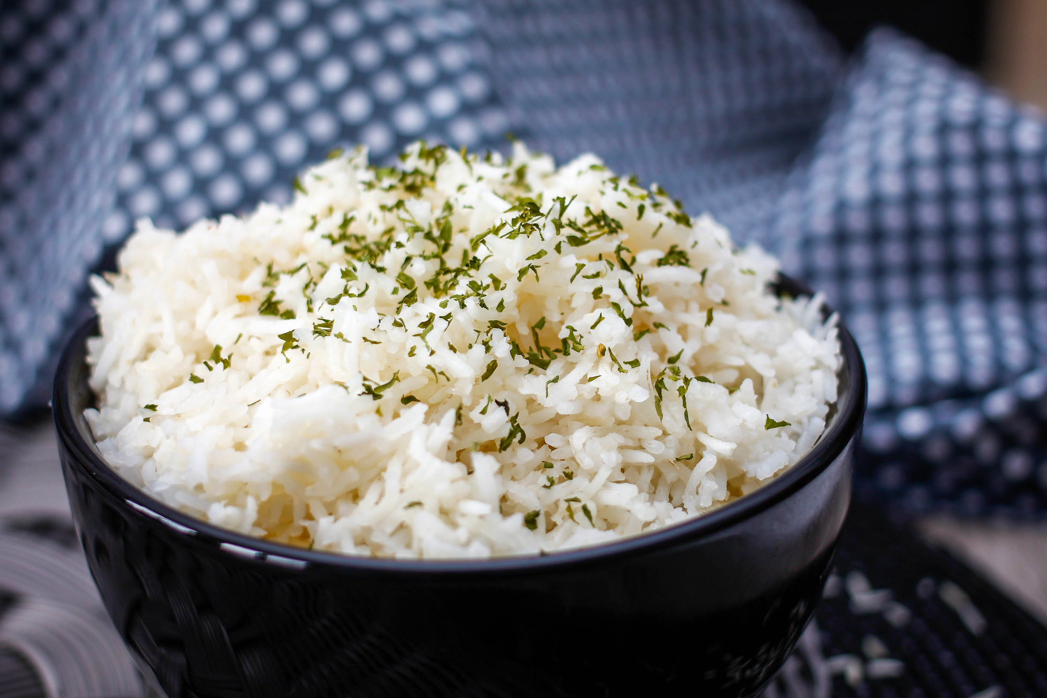 Ingredient of the Week: Basmati Rice