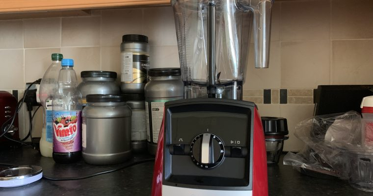 Getting To Grips With My Vitamix