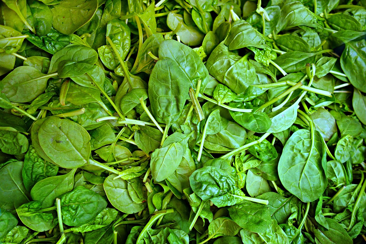 Ingredient of the week: Spinach