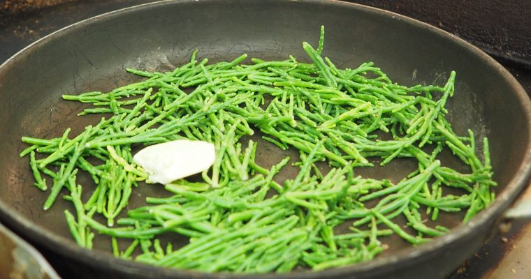 Ingredient of the week: Samphire