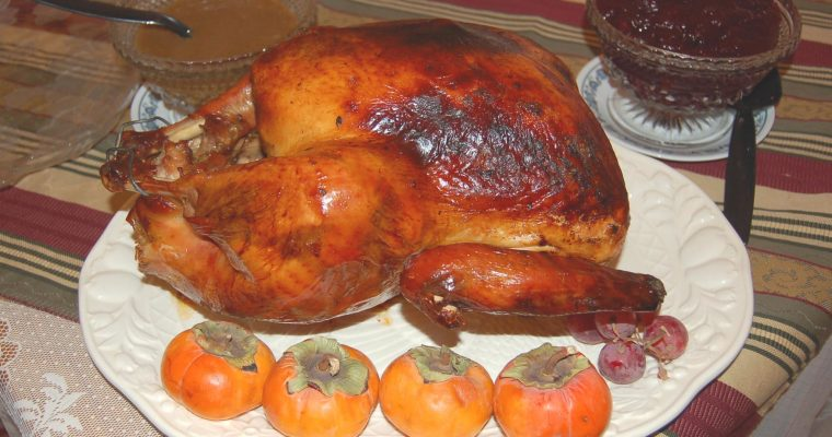 Ingredient of the Week: Turkey