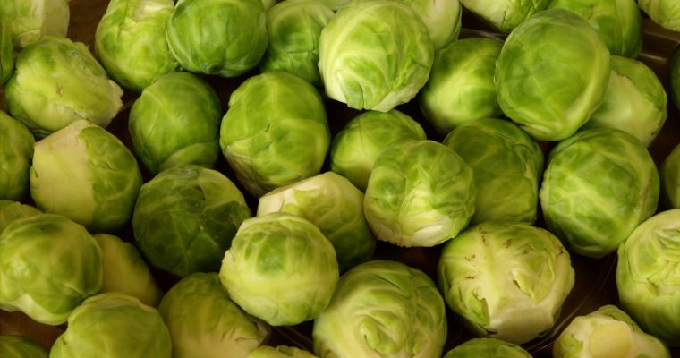 Ingredient of the week: Brussels Sprouts