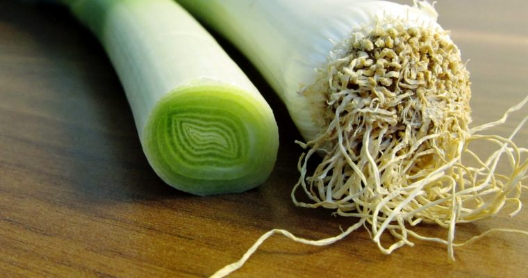 Ingredient of the Week: Leek