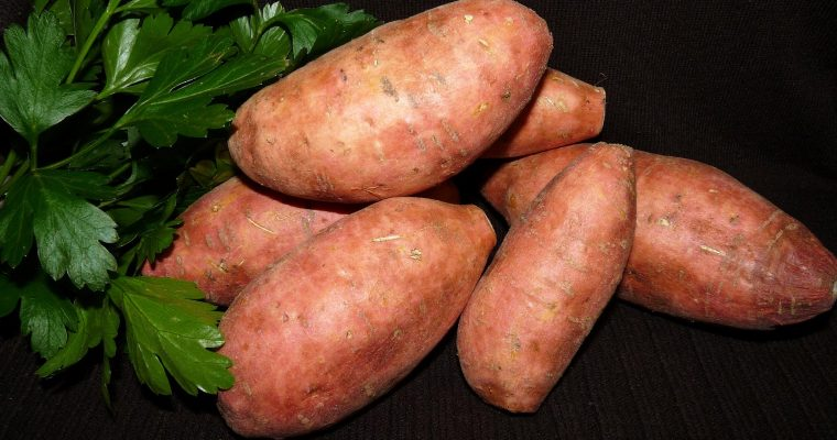 Ingredient of the Week: Sweet Potato